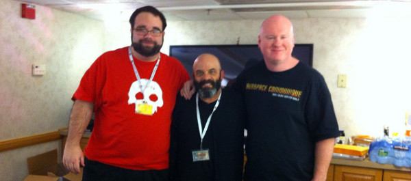 Farpoint Coverage pt2: Lee Arenberg