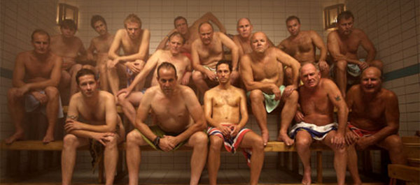 Guys Night #10: Locked In A Sauna