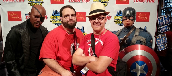 A Look Back At NYCC 2013